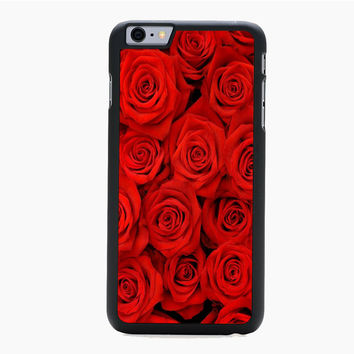 red roses For iPhone 6 Plus iPhone 6 Case