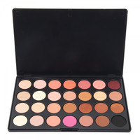 28-Color Light Make-up Fine Texture Cosmetic Eyeshadow Eye Shadow Palette