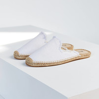Soludos Frayed Mule | Urban Outfitters