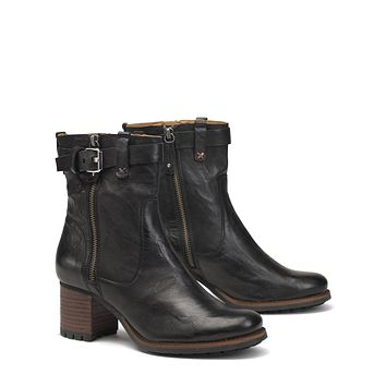 Madison Boot in Black by Trask