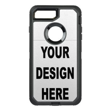 Personalized OtterBox Defender iPhone 7 Plus Case