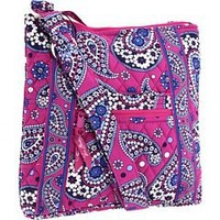 Vera Bradley Hipster in Boysenberry