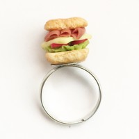 Club Sandwich Ring