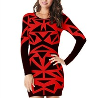 Parker Marzi Knit Dress | Sexy Dress | Bodycon Dress