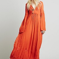 Free People Womens Summer Love Dress