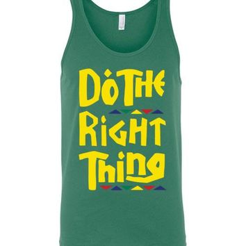 Do The Right Thing - Tank