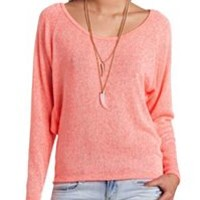 Pullovers, Sweatshirts & Long Sleeve Shirts: Charlotte Russe