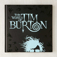 The World Of Time Burton By Jenny He, Patrick Blumel & Tim Burton - Urban Outfitters