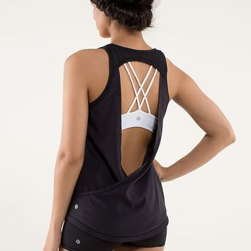 breathe and release tank | women's tanks | lululemon athletica