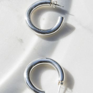 Idole de Christofle Hoop Earrings
