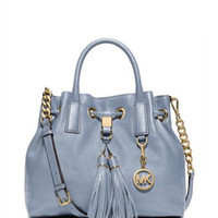 Michael Michael Kors Medium Camden Drawstring Satchel