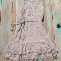 Hippie Cowgirl lace dress | Elusive Cowgirl