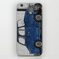 Cuba Car iPhone & iPod Skin by Kathleen Sartoris