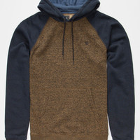 Element Meridian Mens Hoodie Dark Blue  In Sizes