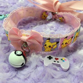 Baby Pikachu Day Collar