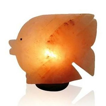 Himalayan Salt Fish Lamp
