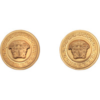 Versace Clip On Icon Earrings