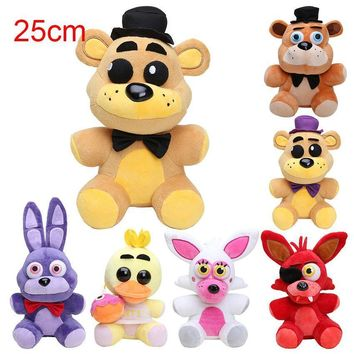 25cm Plush Five Nights At Freddy's Doll Toys