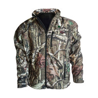 Wyvern Mens Heated Jacket - Officially Licensed Mossy Oak® Break-Up®