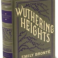 Wuthering Heights (Barnes & Noble Leatherbound Classics Series)