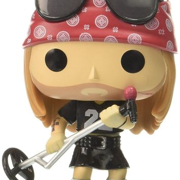 Funko Pop Vinyl - Guns N Roses - Axl Rose