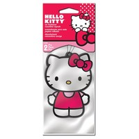 Walmart: Hello Kitty Chain Link Air Freshener, Fresh Strawberry, 2-Pack