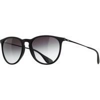 Ray-Ban Erika Sunglasses - Women's Rubberized