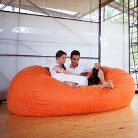 7.5ft Jaxx Lounger Beanbag Chair