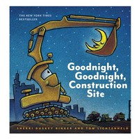 Toddler 'Goodnight, Goodnight, Construction Site' Book