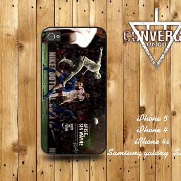 Nike Wayne Rooney Case for Iphone 4/4s,Iphone5 Case,Samsung Galaxy s2,s3