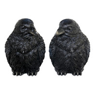 RAVEN BOOKENDS
