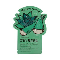 TONYMOLY I'm REAL Aloe Mask Sheet, Moisturizing