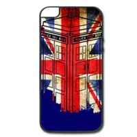 tardis British flag - iPhone 5/5s Hard Case