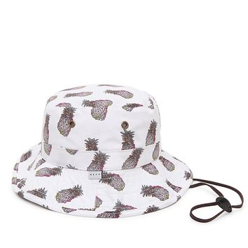 Neff Pineapple Bucket Hat - Womens Hat - Multi - One