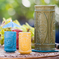Enchanted Tiki Room Ceramic Tumbler