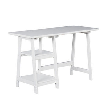 Charleston White Desk