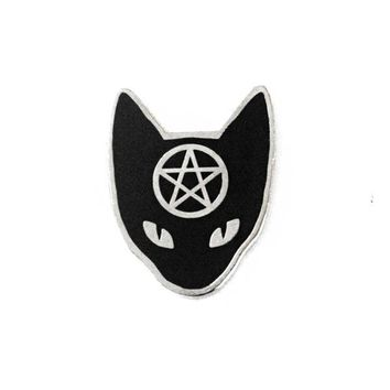 Cat Coven Pin