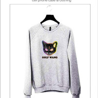 Golf Wang OFWGKTA Odd Future  Sweater ready for Black, Red and Gray Color
