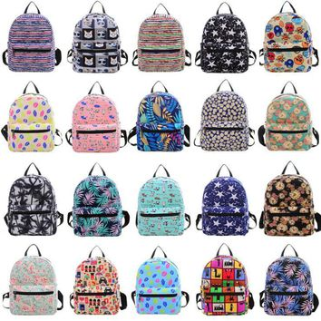 School Backpacks for kids for college Mini Small Travel Bags