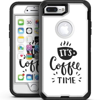 Its Coffee Time - iPhone 7 Plus/8 Plus OtterBox Case & Skin Kits