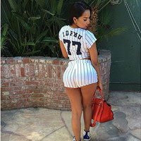 2 PIECE JERSEY OUTFIT