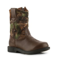 Realtree Lil Dustin Boys Toddler Boot