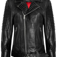 Switch Leather Jacket [B]