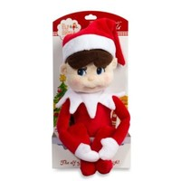 The Elf on the Shelf® Boy Plushee Pal in Light Skin Tone