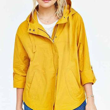 BDG Snap-Front Poncho Jacket