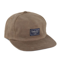 Only NY: Wax Hunting Polo Hat - Tabacco