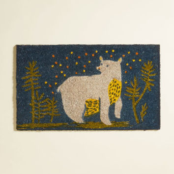 Leave Critter to the Imagination Doormat | Mod Retro Vintage Decor Accessories | ModCloth.com