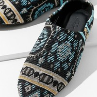UO Tapestry Mule | Urban Outfitters