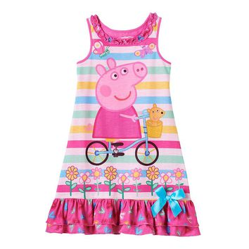 Peppa Pig Dorm Nightgown - Toddler