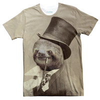 Old Money Flows Sloth Tee